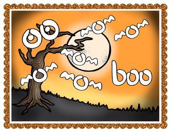 Halloween Themed Play-doh Mats