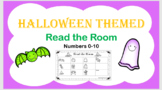 Halloween Themed: Read the Room (K.CC.A.3)