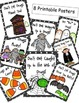 Halloween Themed Red Ribbon Week Posters and Activities