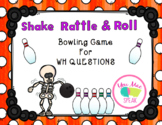 Halloween Themed WH Questions Game