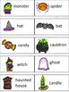 Halloween Themed Write the Room