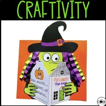 The History of Halloween- ELA Lesson Plans with Printable Text (1-3)