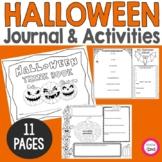 Halloween Student Writing Journal | Think Book