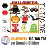 Halloween Tic-Tac-Toe Digital