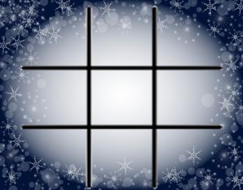 Tic Tac Toe Fall/Winter Holiday Bundle - VIPKID reward ideas