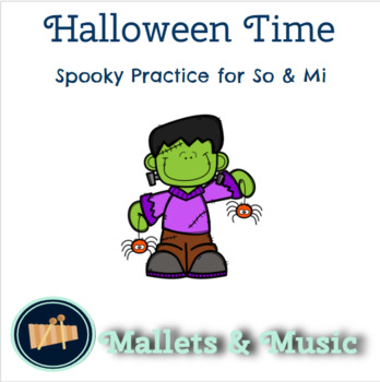 Halloween Time - practice So and Mi
