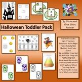 Halloween Toddler Pack
