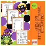 Halloween Toddler Printable NO PREP
