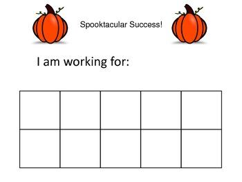 Halloween Token Economy