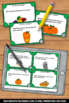 Halloween Book Activities & Games Too Many Pumpkins by Linda White