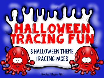 Halloween Tracing