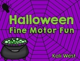 Halloween Tracing - FREEBIE!