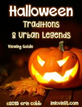 Halloween Traditions & Urban Legends FREE!