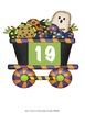 Halloween Train Number Set