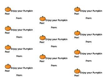 Halloween Treat Card