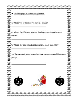 Halloween Treat Math