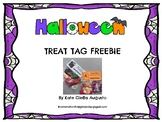 Halloween Treat  Tag FREEBIE