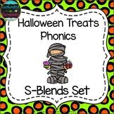 Halloween Treats Phonics: S-Blends Pack
