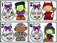 Halloween Treats Roam the Room Graphing Activity