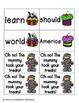 Halloween Treats Sight Words! Fry List 2