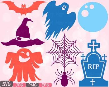 Halloween Trick Or Treat Witch boo bat Spiderweb Tshirt ha