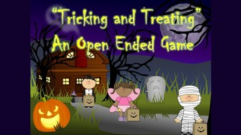 Halloween Trick or Treat Game