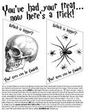 Halloween Trick or Treat Illusion (CHRISTIAN)