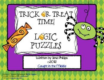 Halloween Trick or Treat Logic