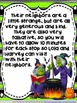 Halloween Trick-or-Treat Plan of Action (Lola and Harvey) **Newly Revised!!!