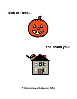 Halloween Trick or Treat Social Story