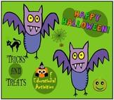 Halloween Tricks and Treats: Fun Educational Activities