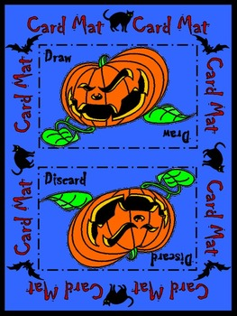Halloween Games Activities: Halloween Trivia Card Game- Color Version
