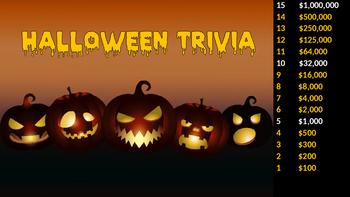 Halloween Trivia Challenge (PowerPoint)