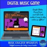 Halloween Trivia | FREE | Digital Game