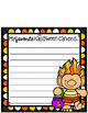 Halloween Trolls Writing Prompt Freebie