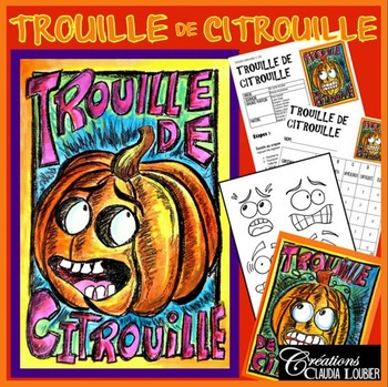 Halloween: Trouille de citrouille, arts plastiques