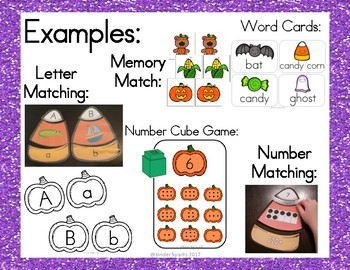 Halloween Unit- Math, Literacy, and SO Much More!
