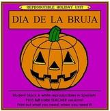 Halloween Unit in Spanish