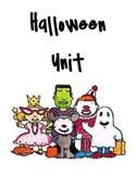Halloween Unit