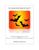'Vampire Bats' LESSON RI 3.7 4.7 How Images Add to Nonfict