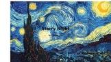Halloween Van Gogh Starry Night