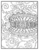 Fall Halloween Visual Arts Coloring Pages Highly Detailed