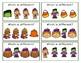 Halloween Visual Discrimination Task Cards