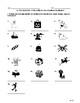 Halloween: Vocabulaire et Activités (HANDOUTS)