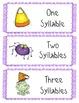 Halloween Vocabulary Activity Pack - Common Core!