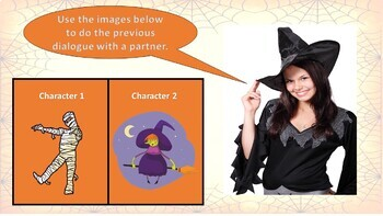 Halloween Vocabulary BUNDLE in English (2nd to 6th)