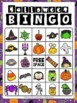 Halloween Vocabulary Cards, Literacy Centers, Games and More.... Mega Bundle