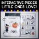 Halloween Vocabulary Interactive Book