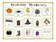 Halloween Vocabulary Pack