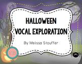 Animated Halloween Vocal Exploration Set